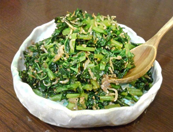 大根 菜っ葉